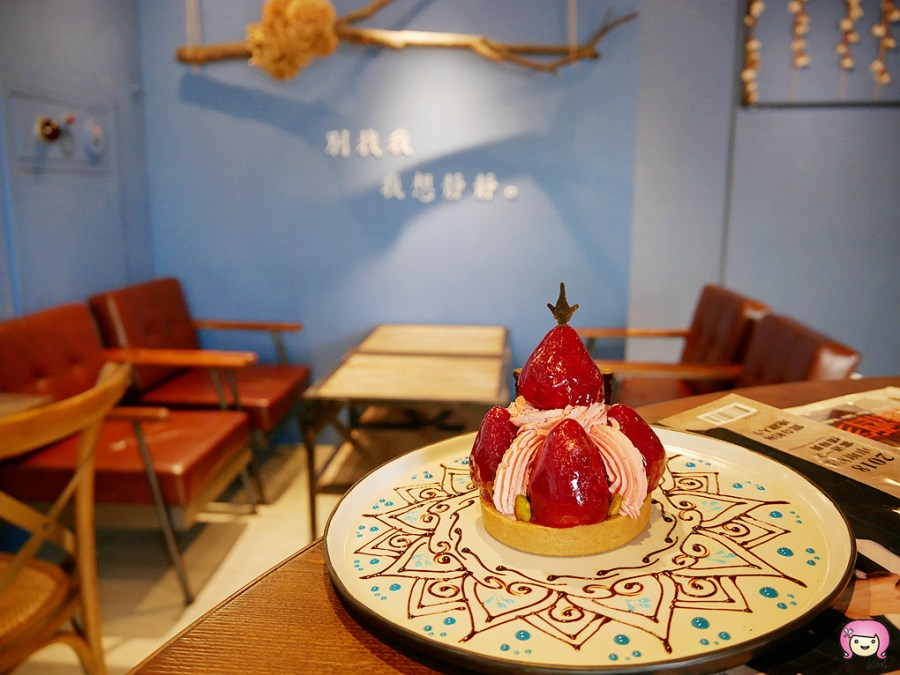 [台北美食]時安。靜好|傳說中的網美ig打卡名店~夢幻甜點與飲品 @VIVIYU小世界