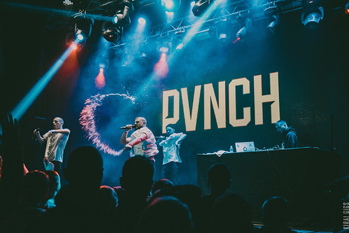 PVNCH - Live at Atlas, Kyiv [17.02.2019]