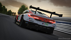 CoRe 2K19 - BMW M8 GTE Livery | Rear 2