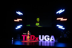 A.C. Williams @ TEDxUGA 2019: Amplify