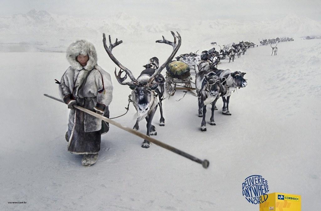 Correios - Mongolia 2