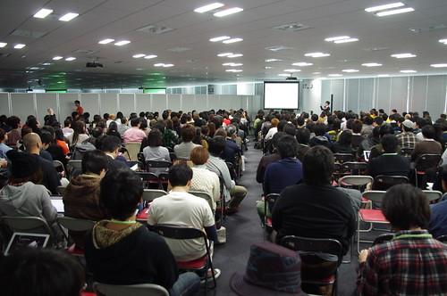 WordCamp Tokyo 2011(午後3)