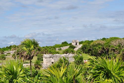 Tulum ruins - coast-13
