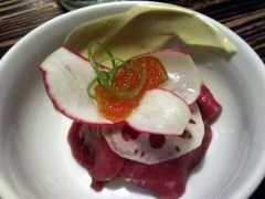 cured chuck ribs from tien ho at baton supper series