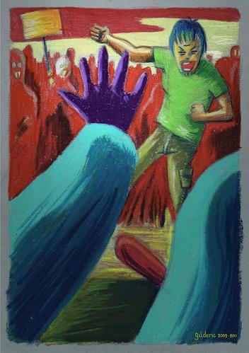 Totaliterra - Danses & Contredanses (page 1) - Illustration : Gilderic