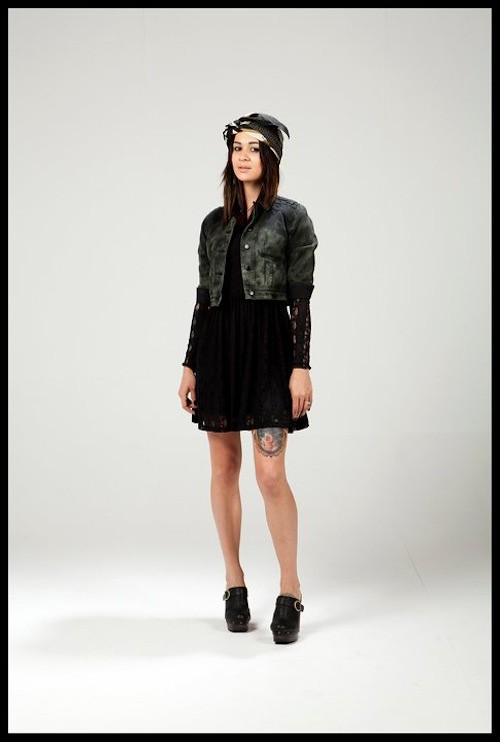 Fall:Winter 2011 Collection - Promotional Photo (4)