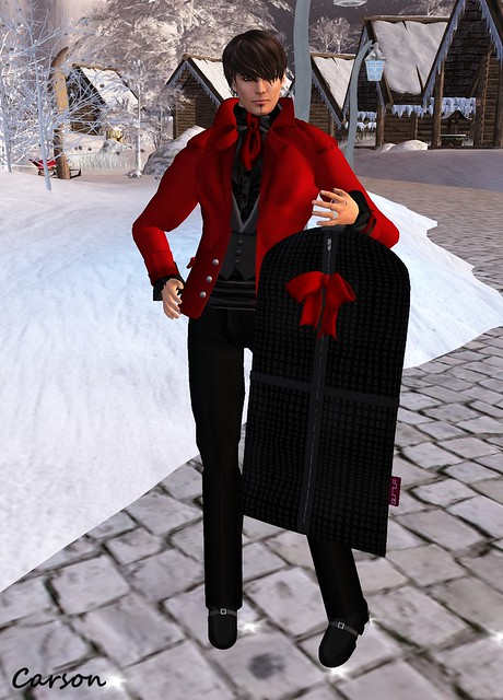 GizzA - Christmas Outfit