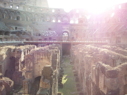92 inside colosseum