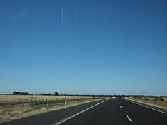 Drive from Margaret River to Perth City