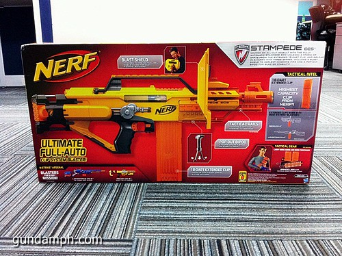 NERF Sale 50% Off Stampede Raider Recon Unboxing Review (2)
