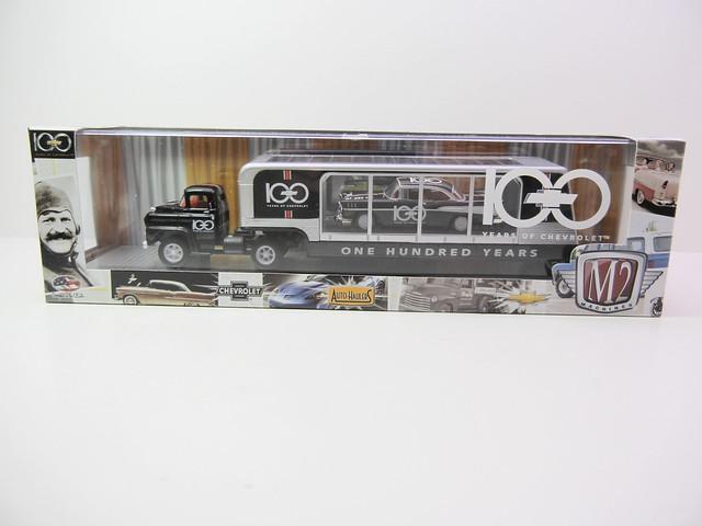 m2 machines auto haulers 100th chevy anniversary (7)