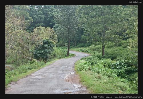 B R Hills Road