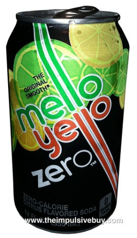 Mello Yello Zero