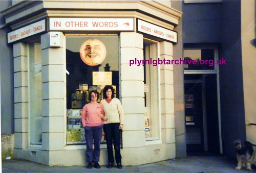 In Other Words Book Shop Plymouth by Pride in Our Past