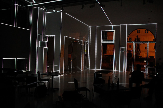 mayer+empl . VS . video mapping installation . munich . 2011