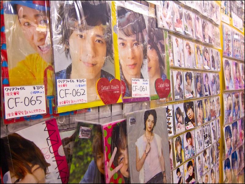 Takeshita dori (sitios de idols)