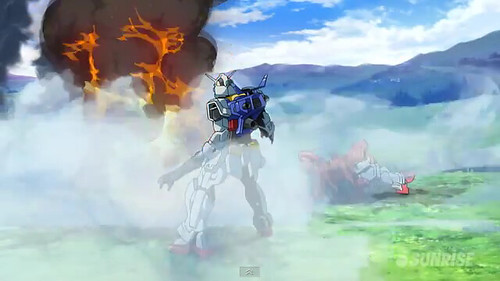Gundam AGE Episode 16 The Gundam in the Stable Youtube Gundam PH (39)