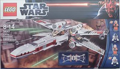 9493 X-wing Starfighter Box Front.JPG