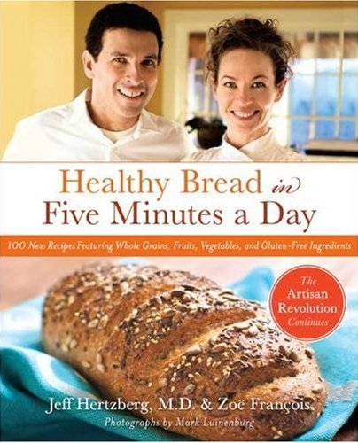 healthybreadinfiveminutesadaybookcover