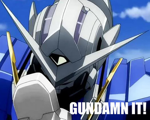 Funny Gundam Pictures Wave 1 (4)