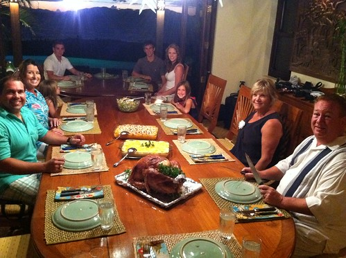 Fwd: Thanksgiving dinner
