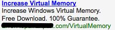 Ad #2 - Virtual Memory