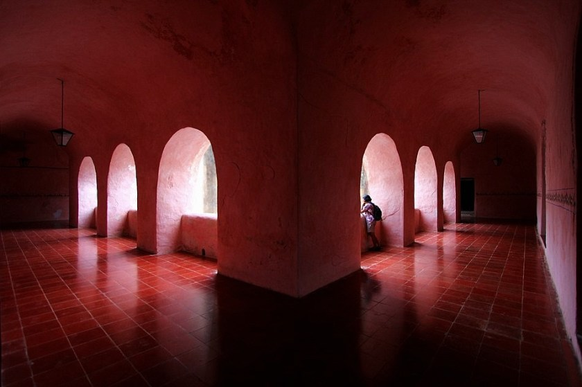México – Valladolid Convento San Bernandino