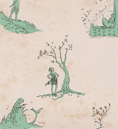 Illustration Friday: Grounded