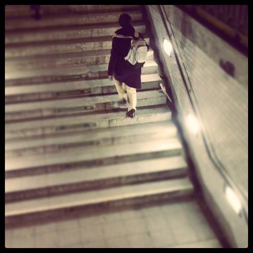 Stairway to Wochenende.