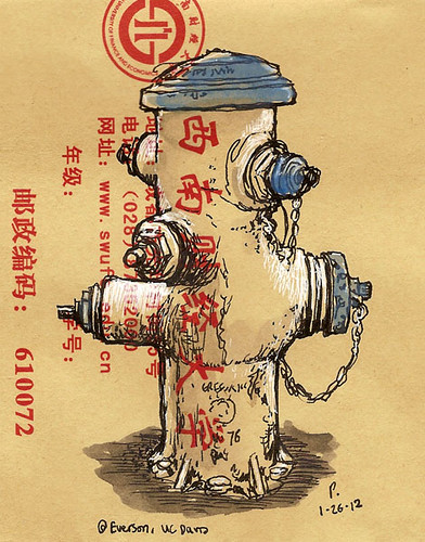 hydrant by everson
