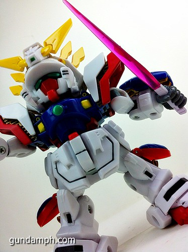 SD Archive Shining Gundam Unboxing Review (39)