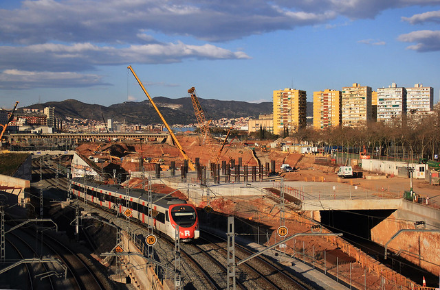 Pont Calatrava - Vista general - 07-02-12