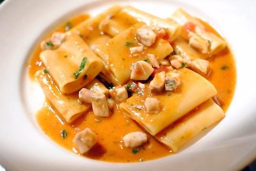 rock cod pasta