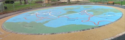 Captain Cooks Voyages, Stewart Park