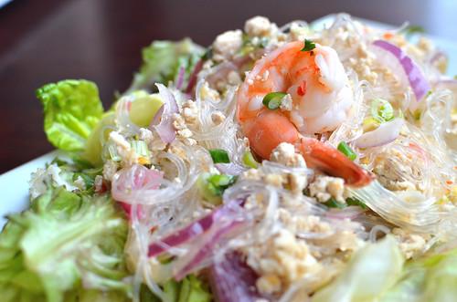 Bean Noodle Salad