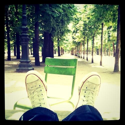 Pause Tuileries