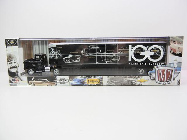m2 machines auto haulers 100th chevy anniversary (4)