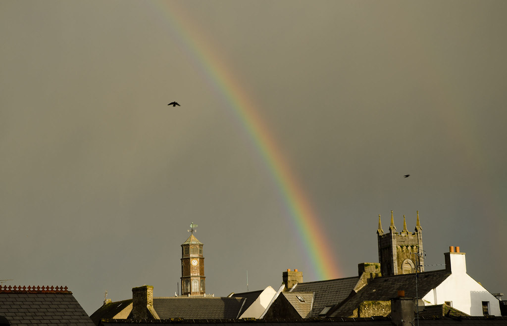 Kilkenny rainbow