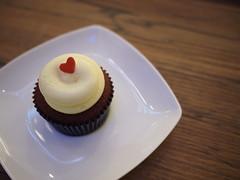 Red velvet cupcake, Twelve Cupcakes, Millenia Walk