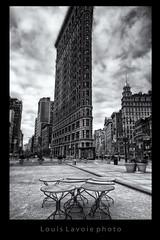 Flatiron building - À table!