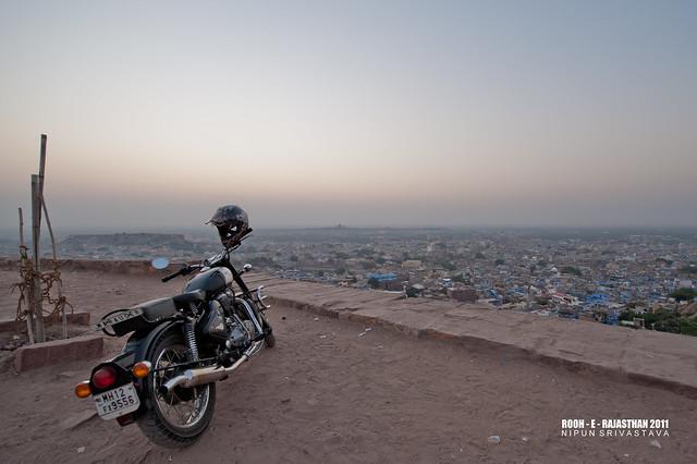 Jodhpur city.