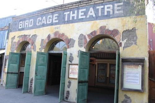 Bird Cage Theatre by Loren Javier