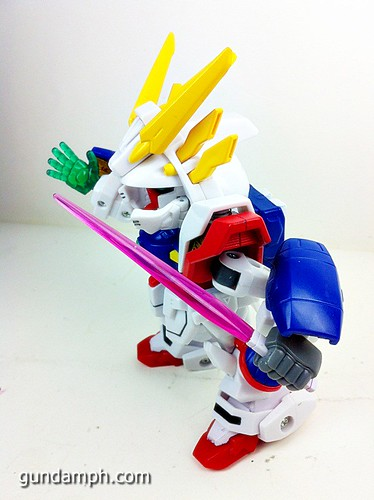 SD Archive Shining Gundam Unboxing Review (35)