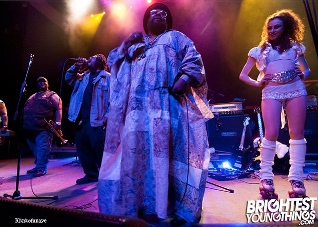 George Clinton @ 930