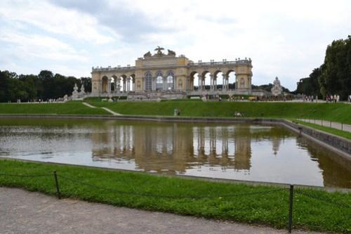 Glorieta de Schönbrunn