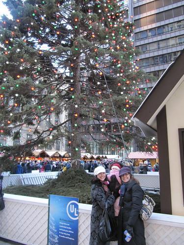 Chriskindle Market Chicago