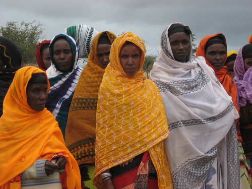 Ethiopian Boran women's group (PARIMA project)