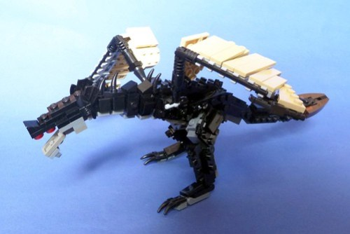 Skyrim black dragon