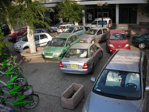חניון כיכר דיזנגוף