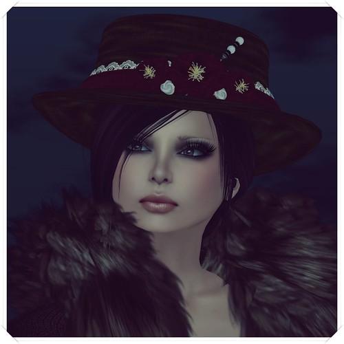 Hatpins - Talia